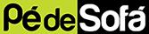 Sofá Retrátil e Reclinável 2 Lugares Rossi em Tecido Suede Bege e Assento com Espuma e Manta Soft na Pé de Sofá