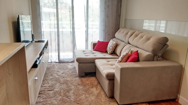 Pé de Sofá - Depoimento do cliente Jõao Paulo sobre o seu sofá Zanini